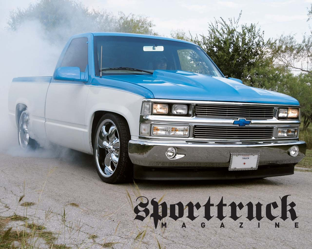 Chevy truck wallpapers sport truck wallpapers