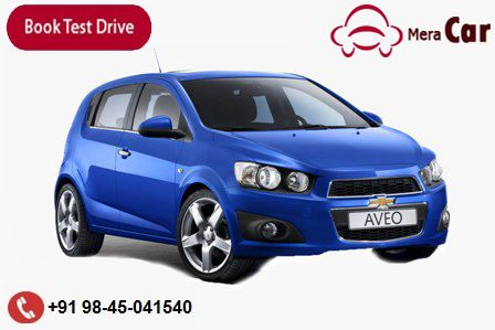 Booktestdrive Chevrolet Aveo The Most Stylish And Attitude Rich