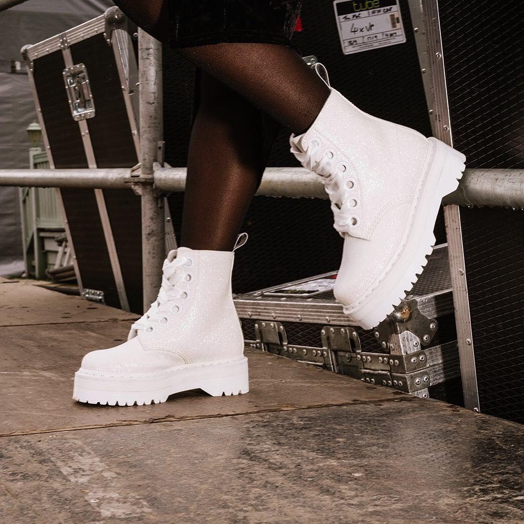 Boots, Glitter boots