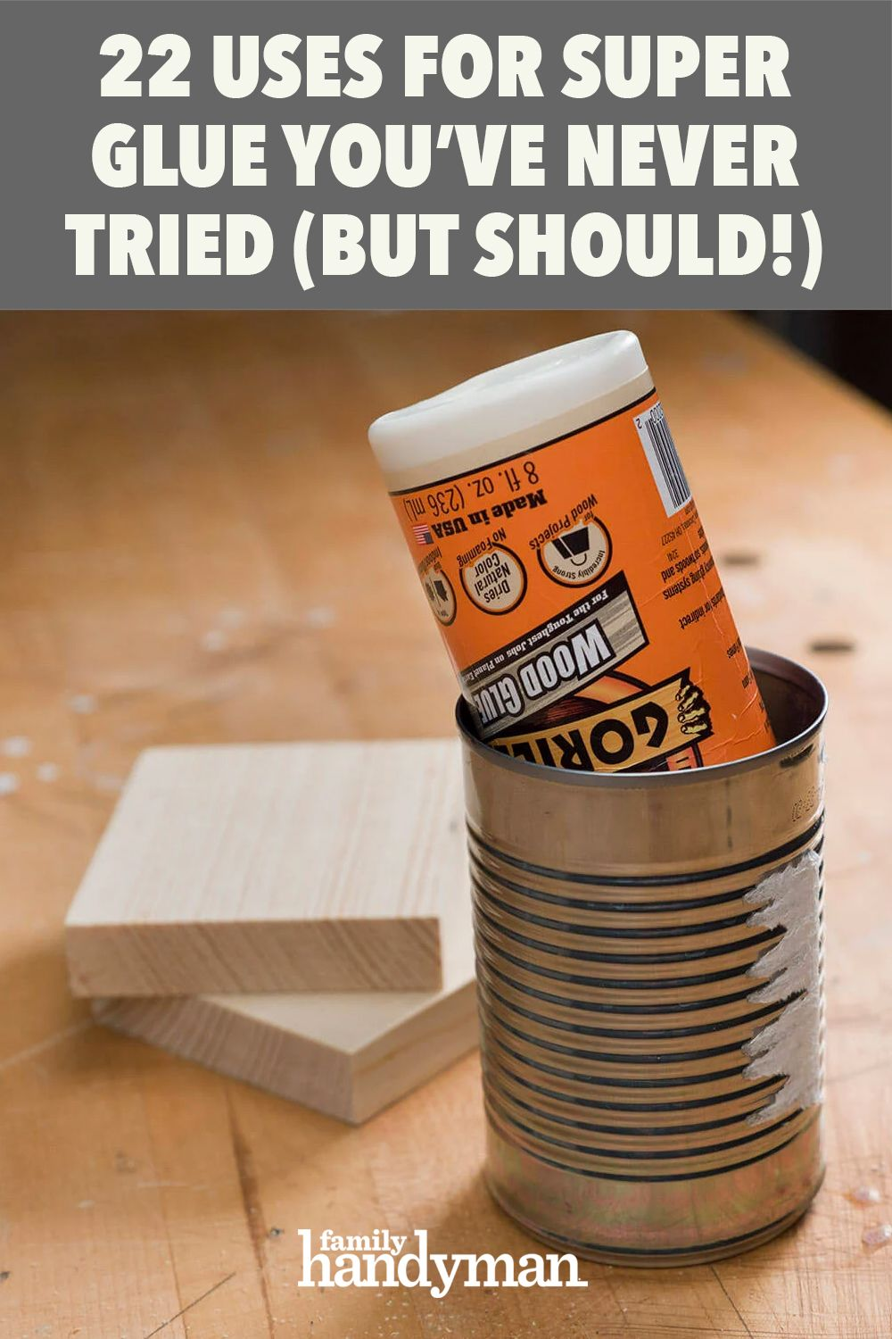 22 Uses For Super Glue You Ve Never Tried But Should In 2020 Super Glue Glue Remove Super Glue