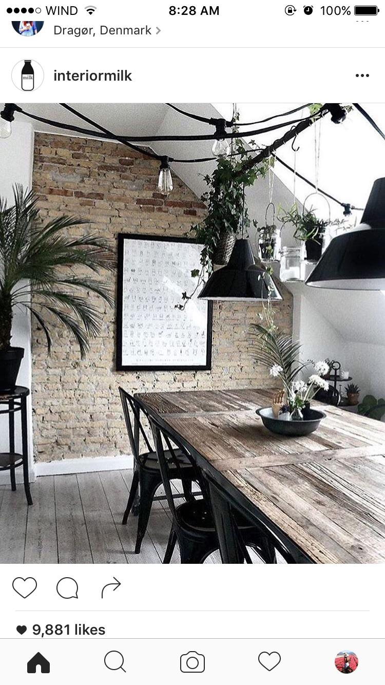 Pin von Ellie auf One day | Pinterest | Einrichtungsideen, Esszimmer ...