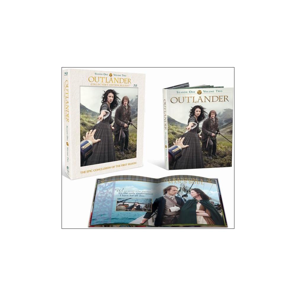 Outlander: Season 1, Vol. 2 [Collector's Edition] [Includes Digital Copy] [UltraViolet] [Blu-ray]