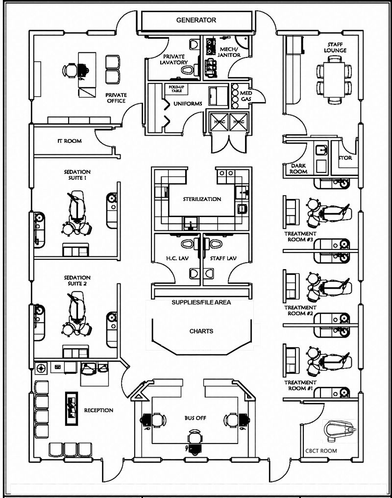 Office Floor Plan With Measurements Training: With