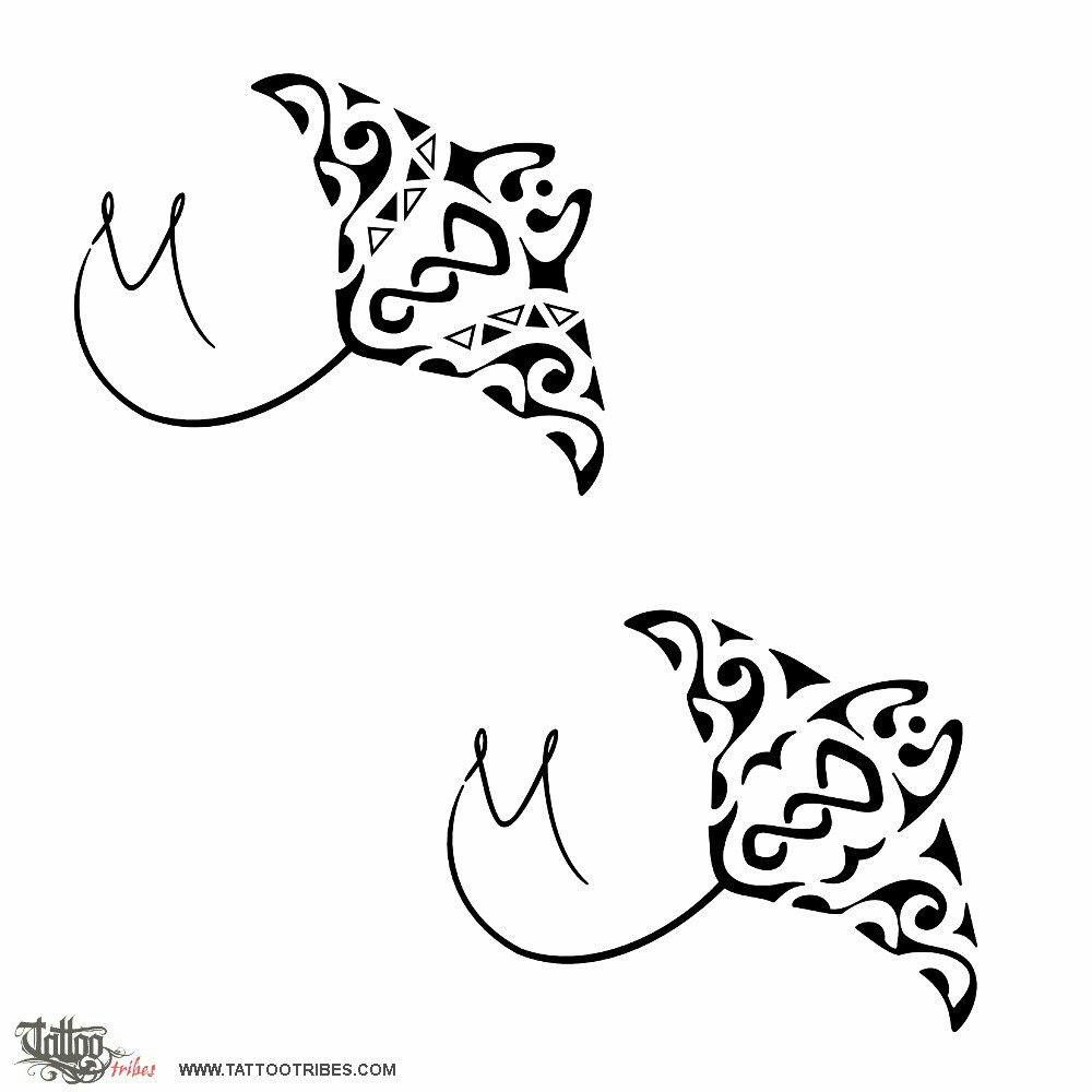Maori Single Twist Tattoo: Tatouage Raie, Tatouage, Raie
