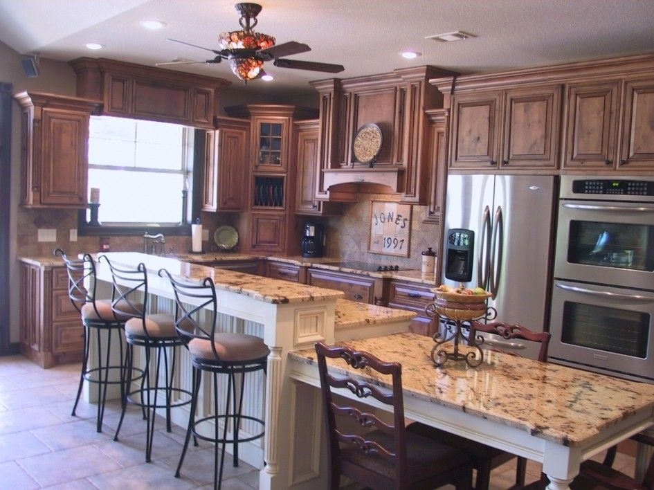 Kitchen Island With Dining Table Attached awe-inspiring kitchen island dining table attached of wrought iron