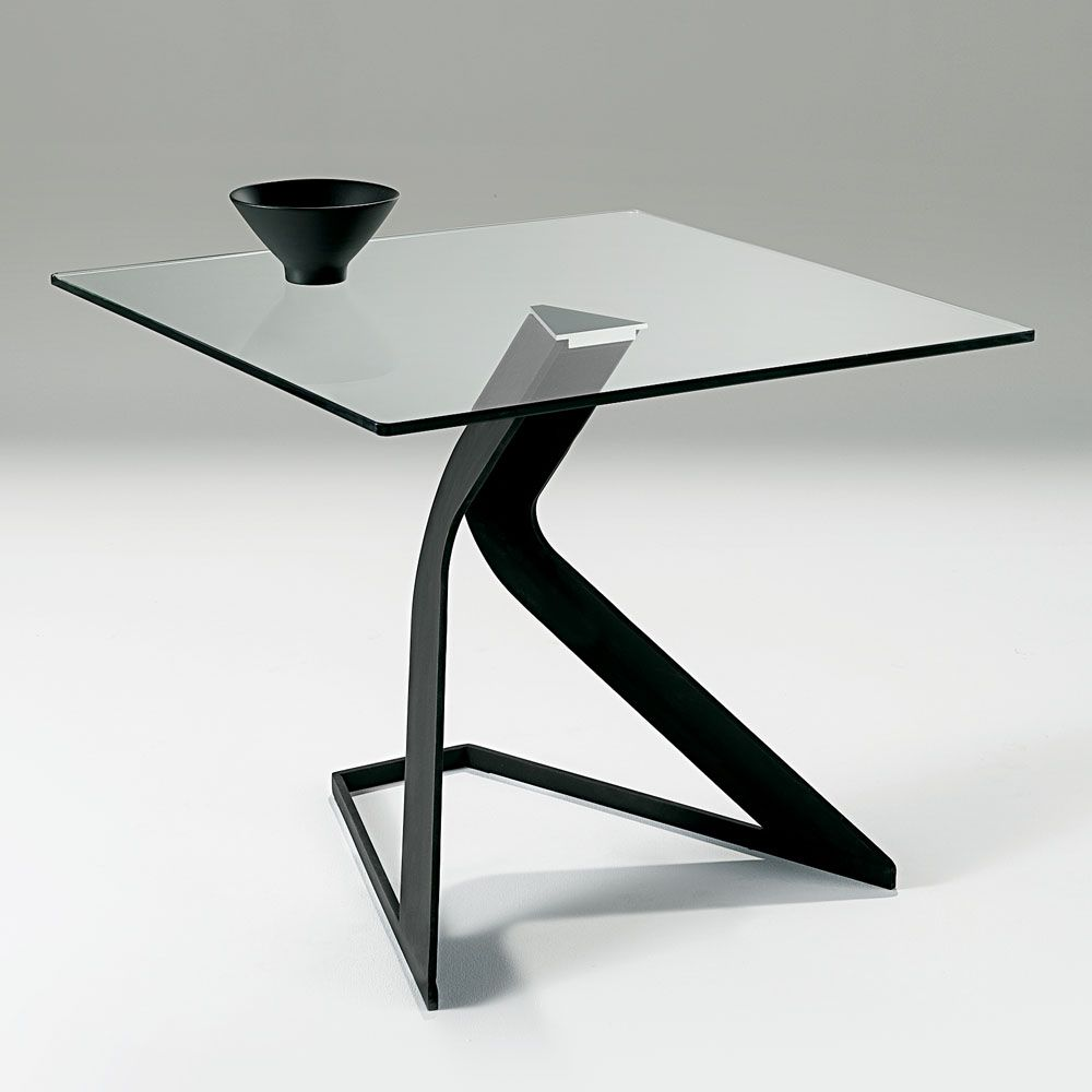 Duel side table black side table modern side table table