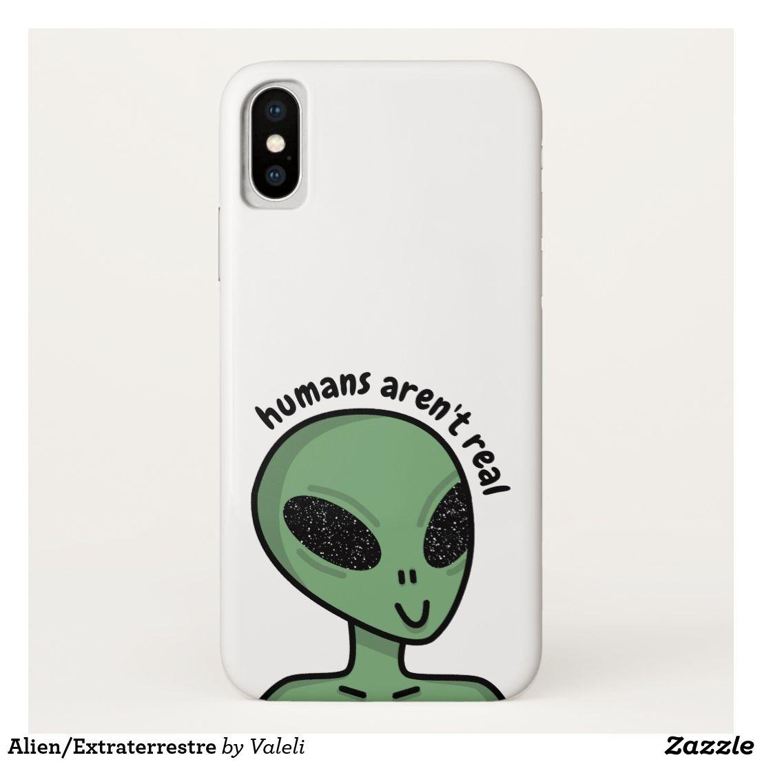 Alien Space Phone Grip
