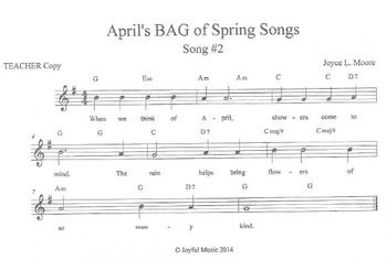 a5681c8c7 FREE Examples of Easy BAG RECORDER Songs to Sing & Play MARCH ...