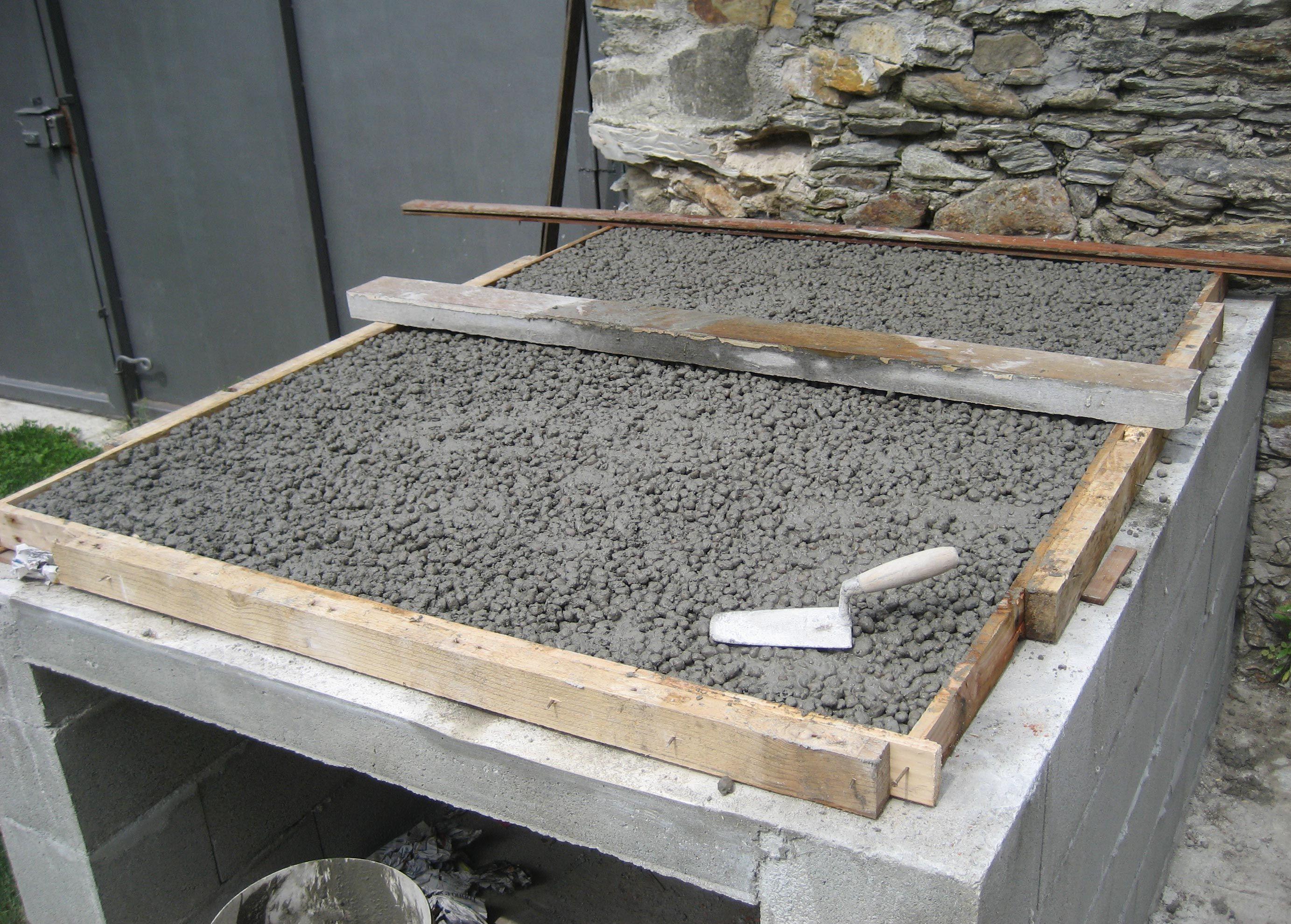Forno in mattoni refrattari a base rettangolare - Costruire forno a legna economico ...