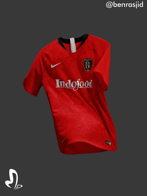 Kit Dls Bali United 2020 : united, United, Gates, Heaven