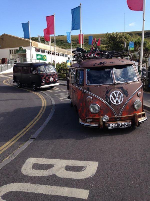 rusty crusty cool Volkswagen Bus ☮ #VWBus ☮ | re-pinned by www.wfpcc.com