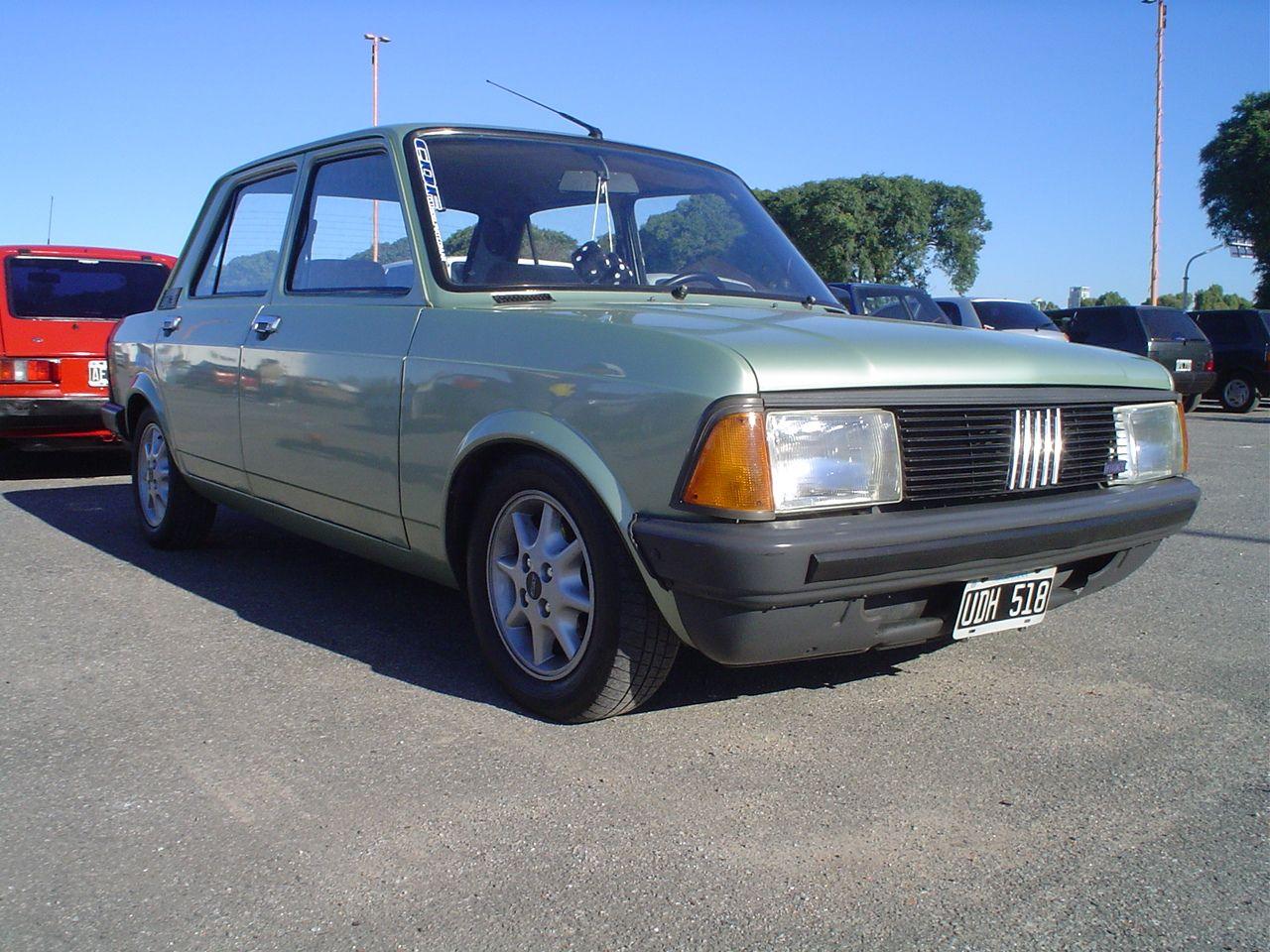 Fiat 128 Super Europa Fiat 128 Autos Y Coches