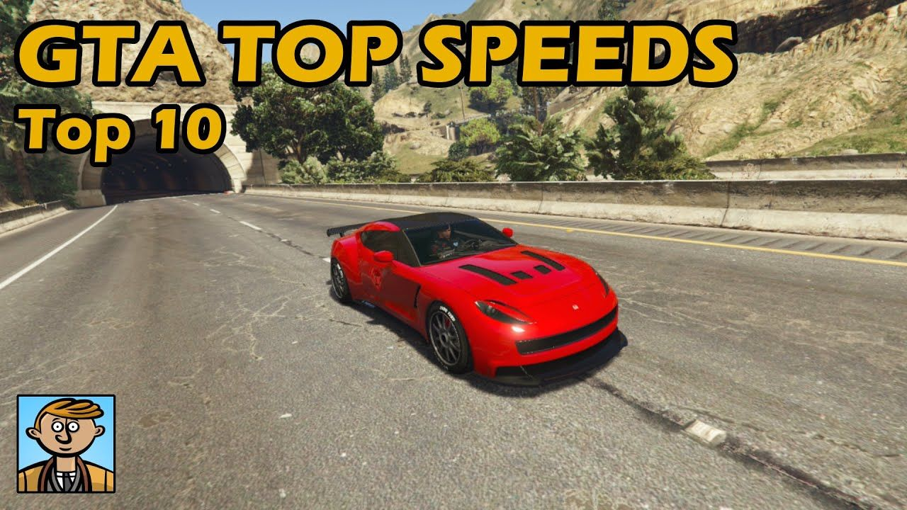 Top 10 Fastest Cars (2019) GTA 5 Best Fully Upgraded