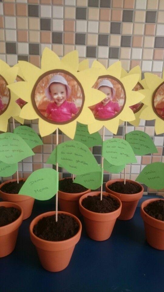 Krippen Abschied Kindergarten Geschenke