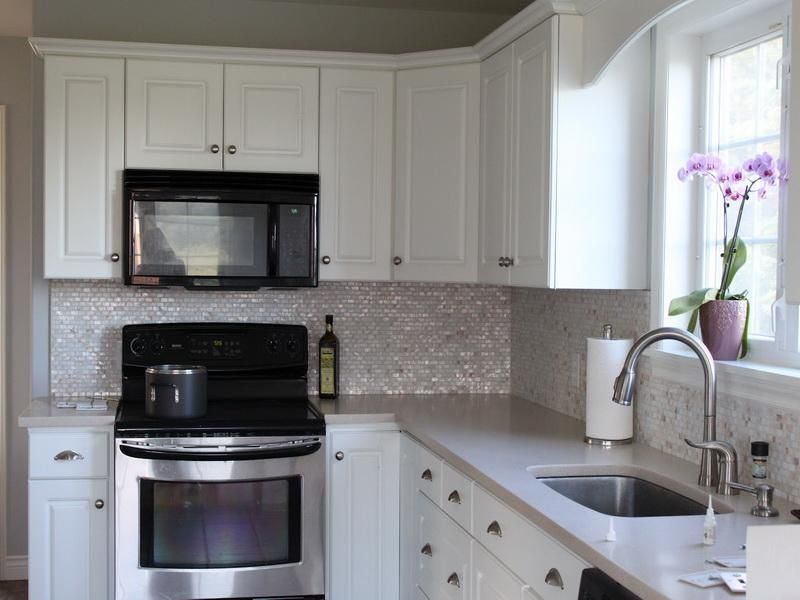 Sarah Richardson Kitchen Tiles