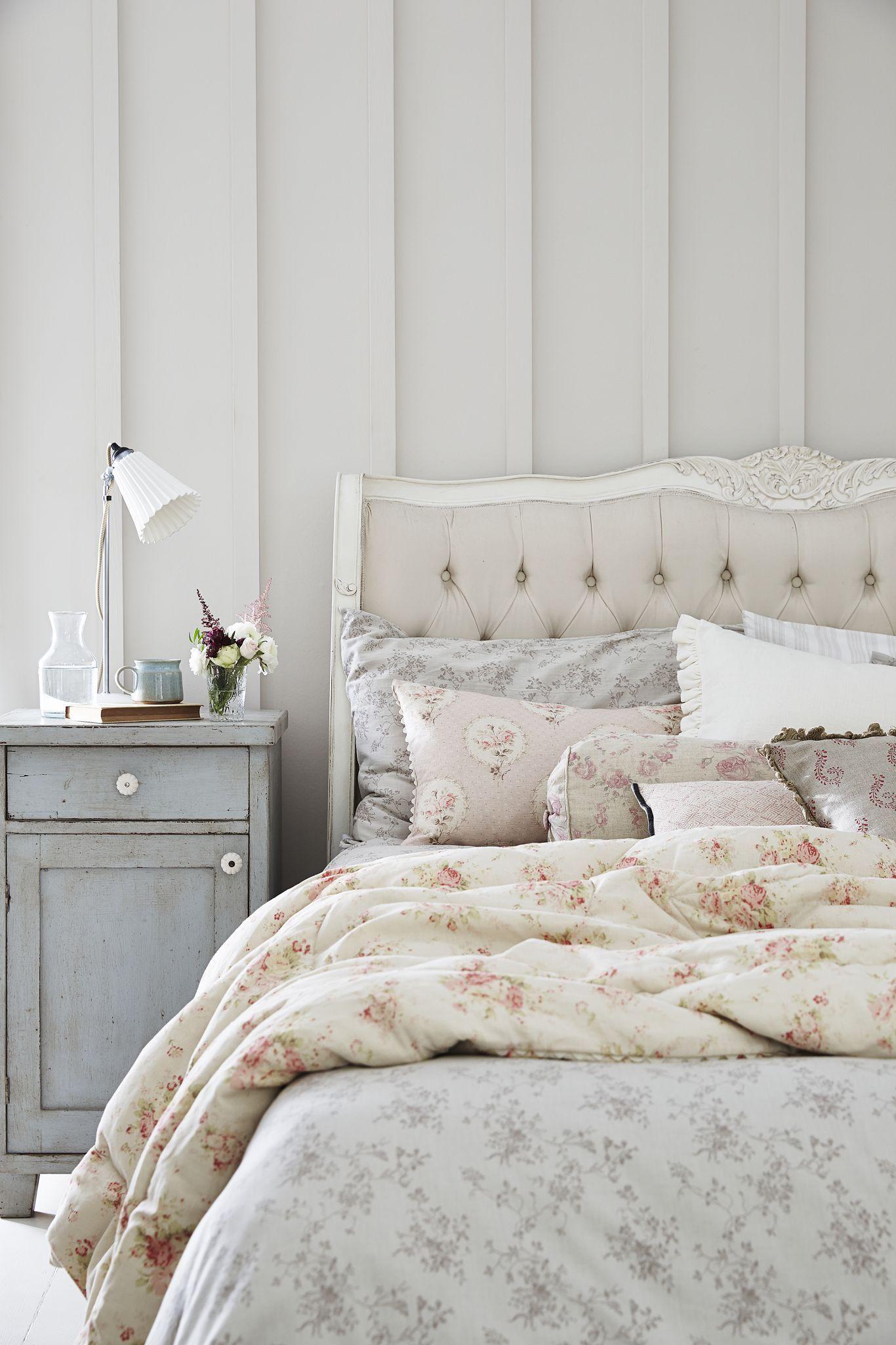 La camera da letto in stile francese | Casas | Camera da letto ...