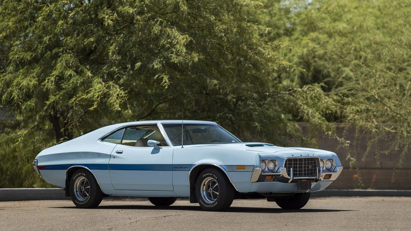 1972 Ford Gran Torino Sport 12 Vintage Muscle Cars Ford