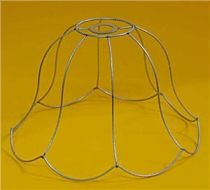 Wire lampshade frames craft frameswalls lampshade frames wire australia greentooth Choice Image