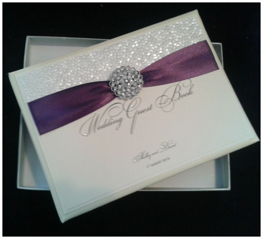 Crystal Couture Wedding Invitations