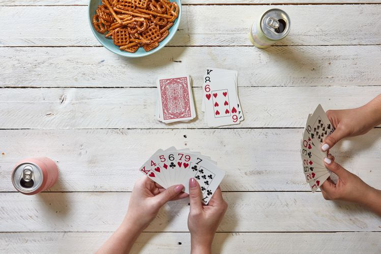 Gin rummy card game rules for three players rummy card
