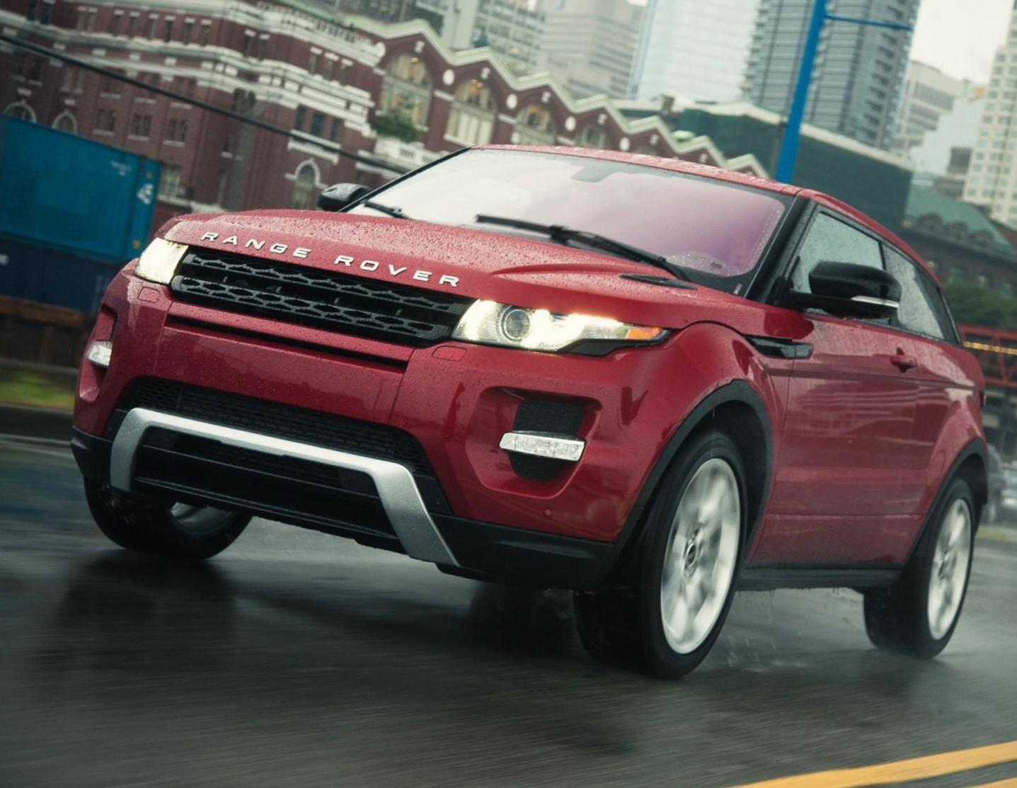 Land Rover Range Rover Evoque approved - http://autotras.com