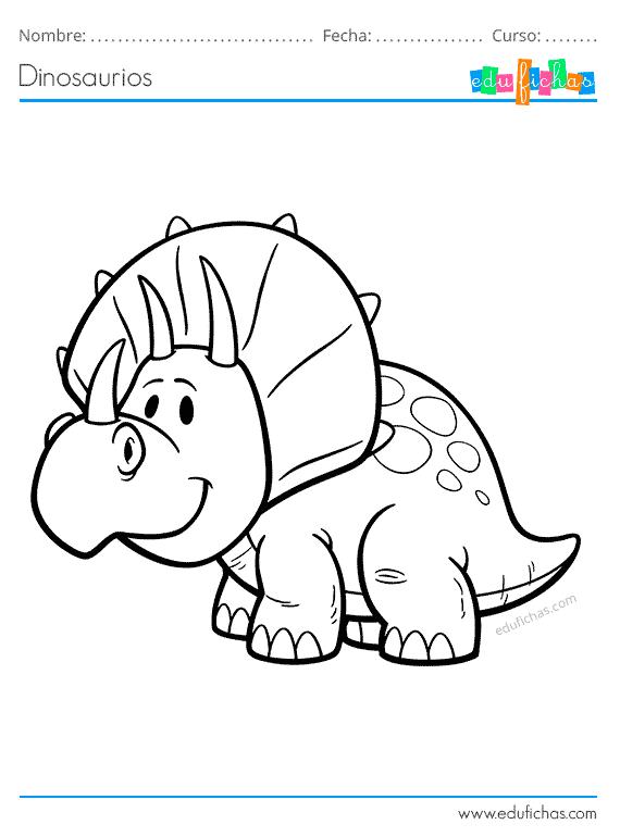 Dinosaurios Para Colorear Libro De Colorear Gratis Imprimir Pdf Imagenes Para Colorear Ninos Animales Para Imprimir Libro De Dinosaurios Para Colorear