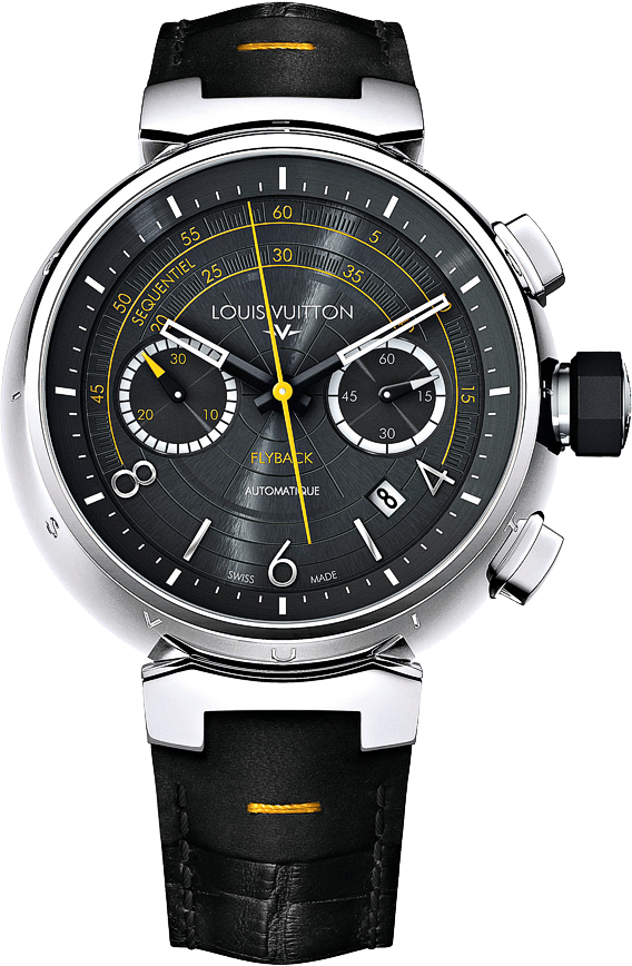ad516d9a48e Louis Vuitton Tambour Flyback Chronograph Watch