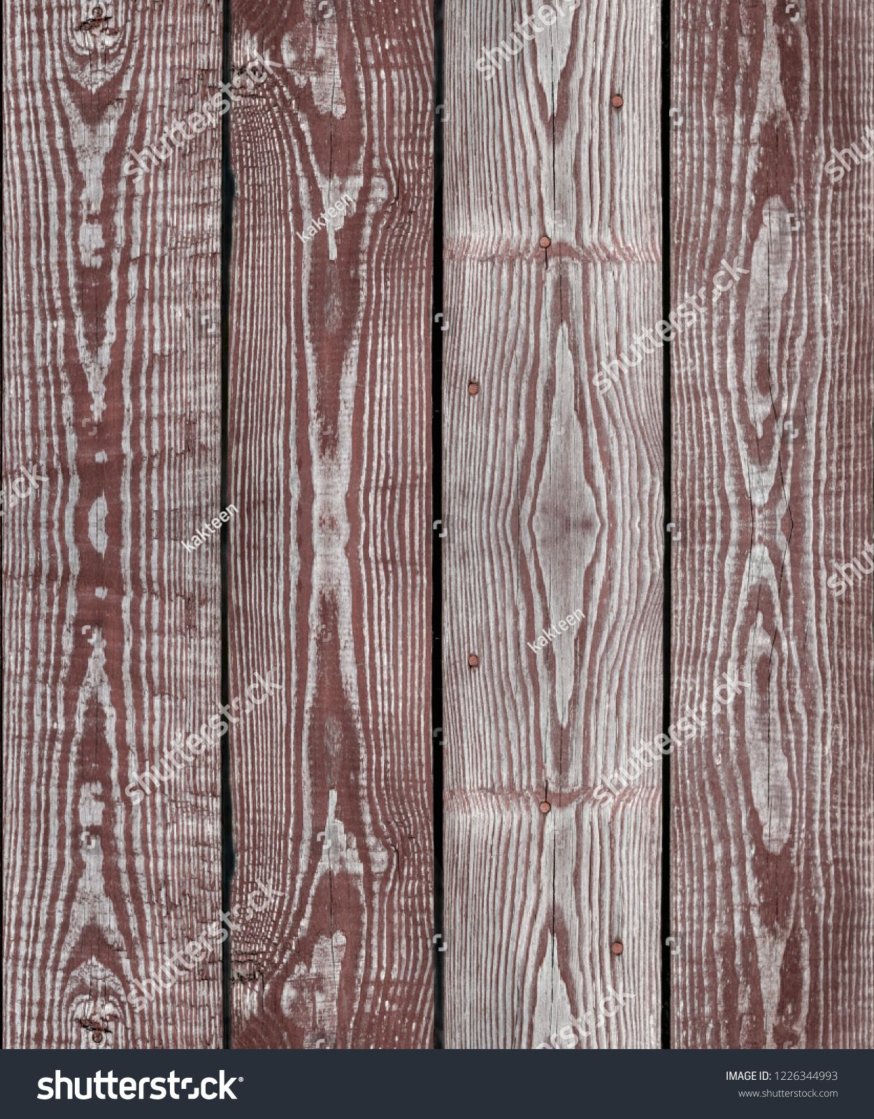 Rustic seamless wood texture background of old painted ...