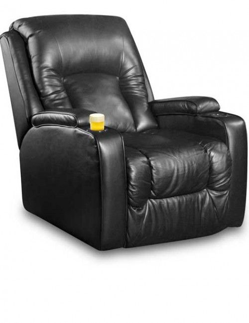 Small Recliner With Cup Holders