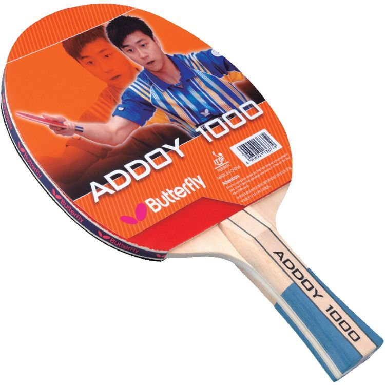 Butterfly Addoy 1000 Table Tennis Racket Table Tennis Racket Ping Pong Paddles Tennis Racket
