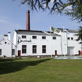 Benromach Distillery and Malt Whisky Centre