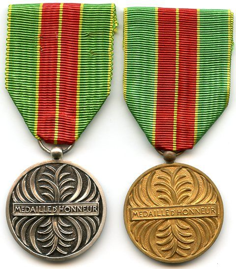BRAZZAVILLE ) ORDERS & MEDALS