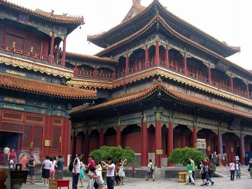 BeijingYongHeGong17 Yonghe Temple Temple, Buddhist
