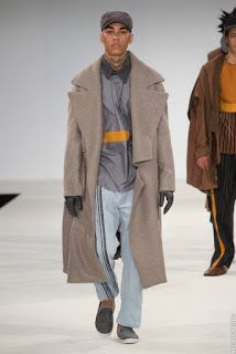 Uca Rochester Graduate Fashion Week Fall/Winter 2015