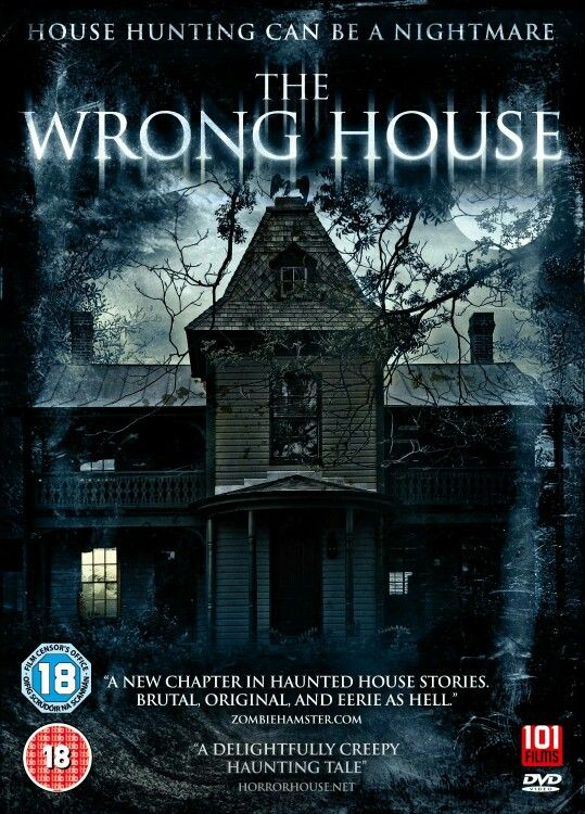 The Wrong House ** directed by Eric Hurt Horror books