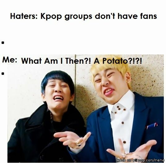Because They Re The Only Other People Who Might Possibly Understand Whatever You Re Singing Lol Kpop Funny Bts Memes Hilarious Kpop Memes