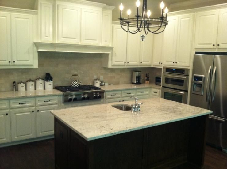 Kitchens In White Granite On Pinterest Granite Granite
