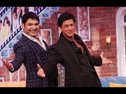 Shahrukh Khan Kapil Sharma comedy sence | Latest World News