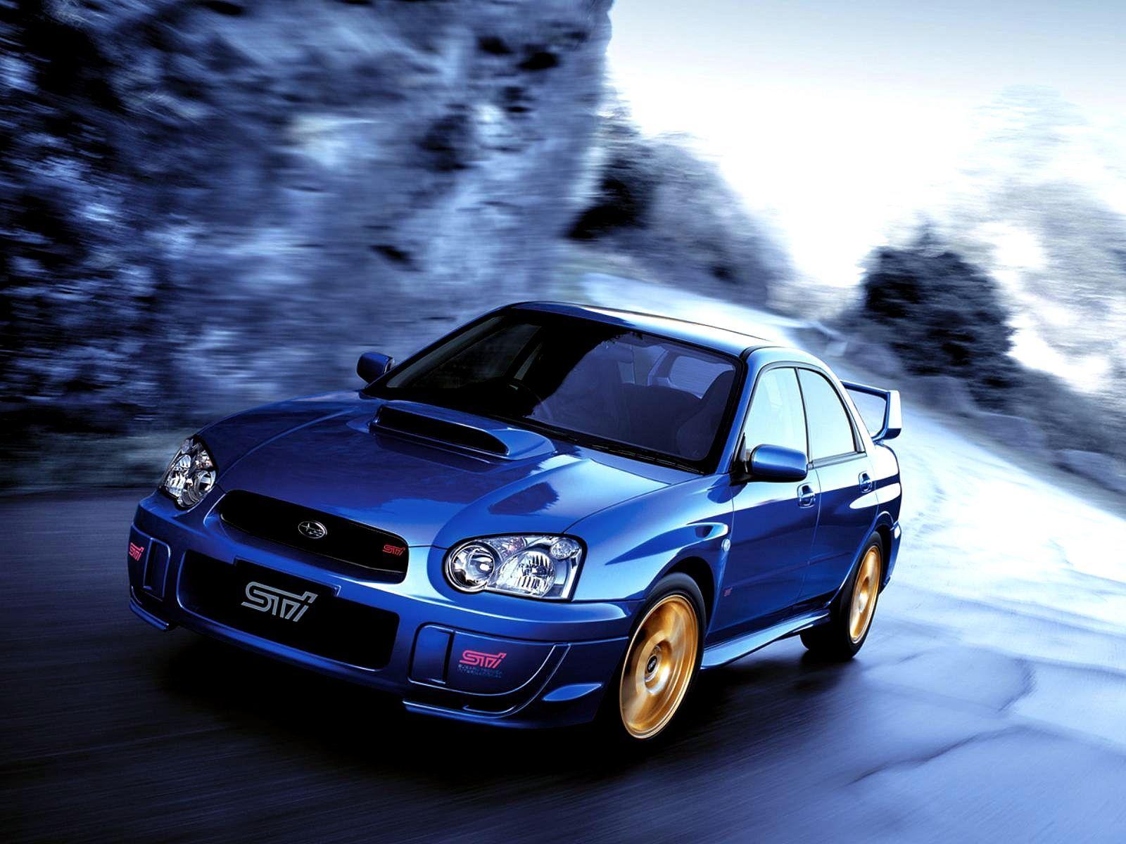 Subaru Impreza Wrx Sti 2004 Wallpaper Impreza Wrx Forester Xt