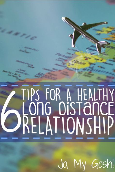 How To Have A Healthy Long Space Relationship