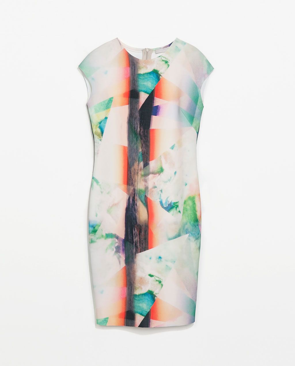 Image 9 of PRINTED DRESS from Zara