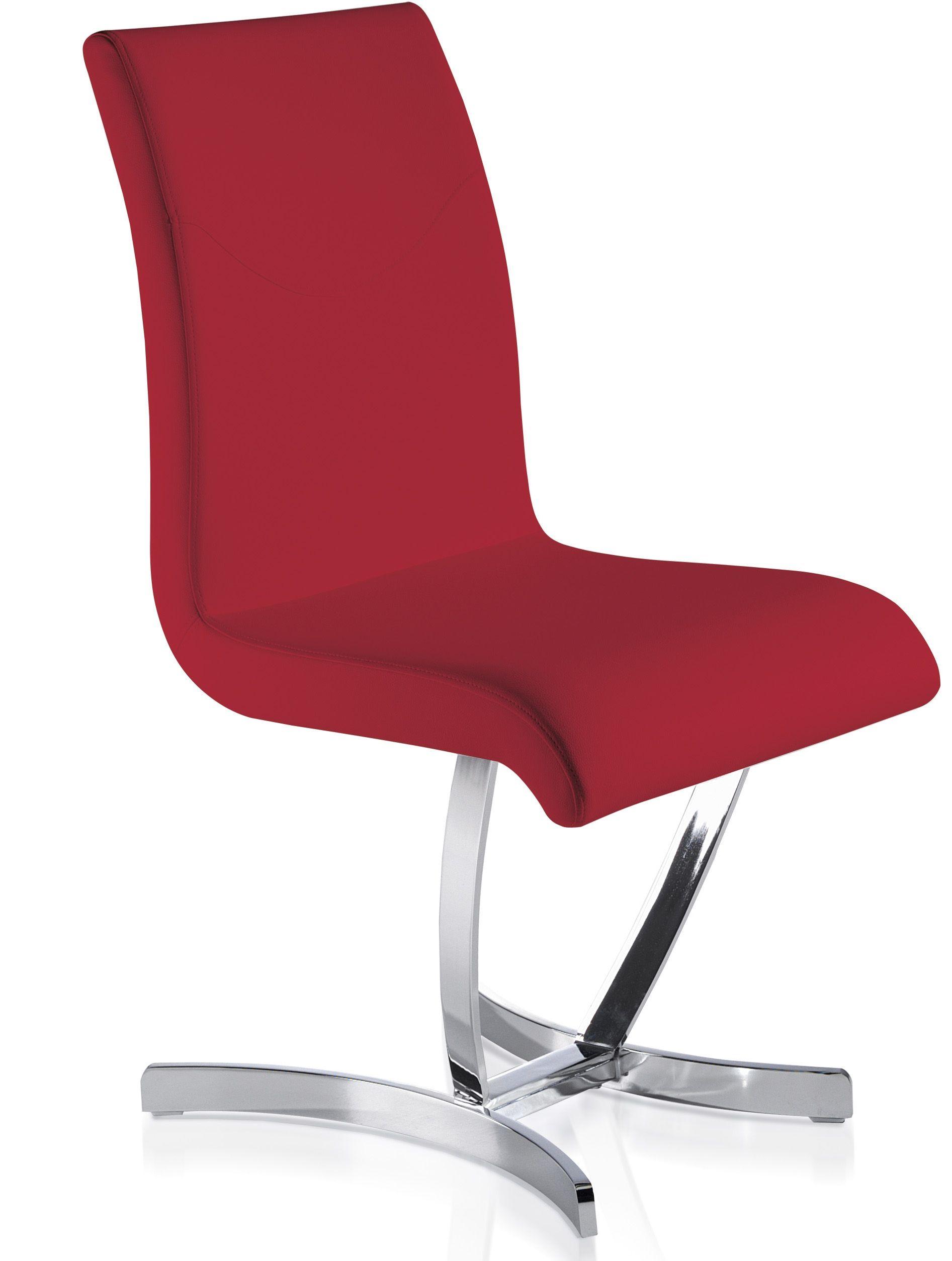 Chaise Design Rouge De La Collection Sipa Vendue Par Lot 2 D