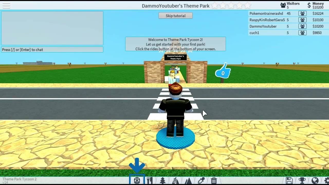 Roblox: Theme Park Tycoon 2-Hide And Seek Extreme EP 50 | All Fun