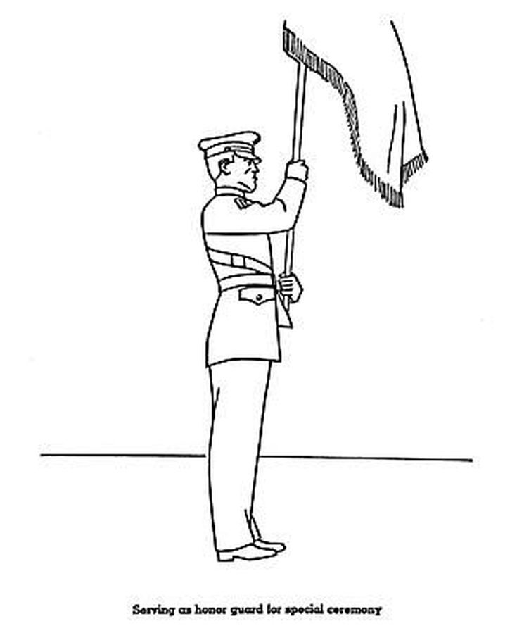 Teach Kids About Memorial Day With These Fun And Free Coloring Pages USA Printables