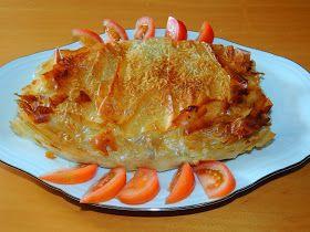 Cocinando en Altorreal: EMPANADA DE SALMÓN CON MASA FILO