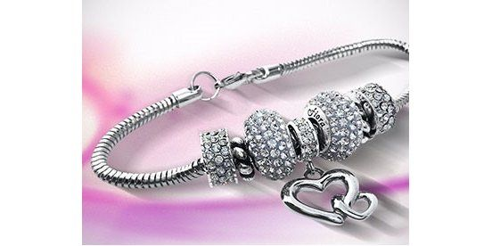 Fiora Charm Bracelets Take yourself to charm school.  Ends on May 14 at 9AM CT.