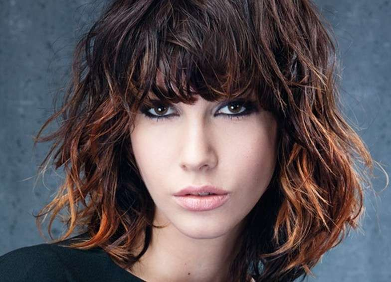 Favori Tagli capelli 2017 must have - Ombre hair con frangia mossa su bob  XL01