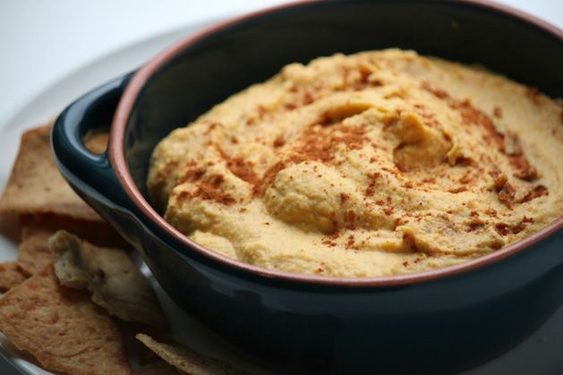 MAKE | Recipe: Butternut Squash Hummus