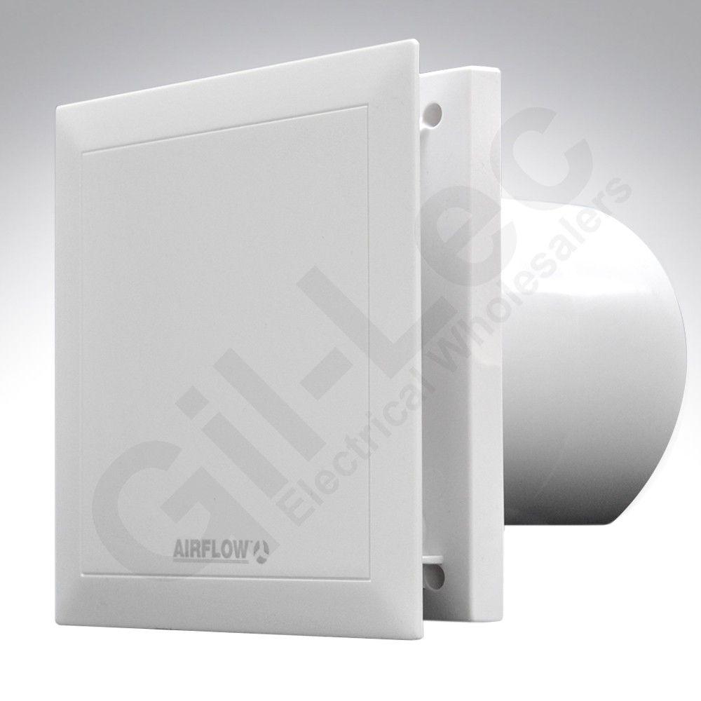 Quiet Bathroom Extractor Fan