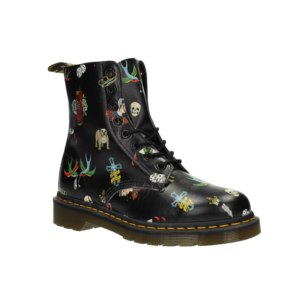 Dr Martens Pascal Tattoo Dr Martens By Aversashoes